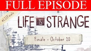 Life is Strange Episode 5 Walkthrough Full Episode Polarized Gameplay  No Commentary