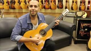 Norman's Rare Guitars - Guitar of the Day: 1963 Jose Ramirez 1A Classical