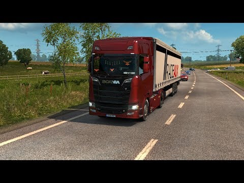 ETS 2 ★ NEWS I New Scania S & R|(RO/HD)