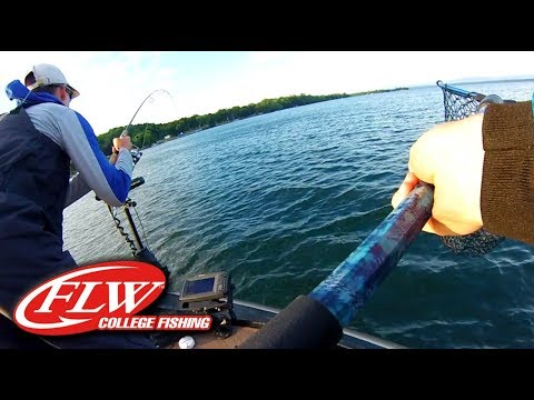 Will We Qualify for Nationals? FLW College Open Cayuga Lake