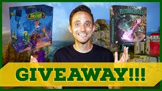 Huge Giveaway | The Art of The Quest Kids Board Game