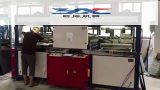 Yeshine Luggage Thermoforming machine auto type +8618867757225