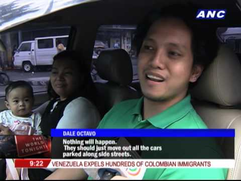 Aquino appeals for patience on traffic woes