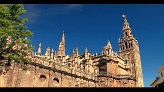 Sevilla, Spain: Gothic Cathedral