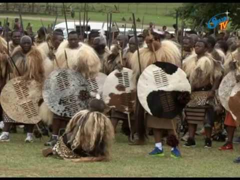 His Majesty King Mswati III has commissioned Tingatja regiment