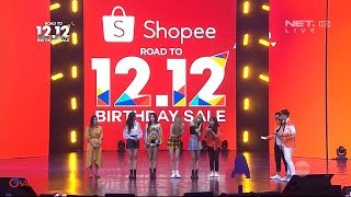 Blackpink Live in Shopee Road to 12 12 Birthday Sale Full Show Full HD