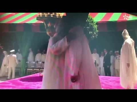 عثرة العثماني... كاد يسقط أمام الملك في حفل الاستقبال- فيديو