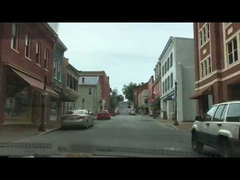 Downtown Staunton Virginia