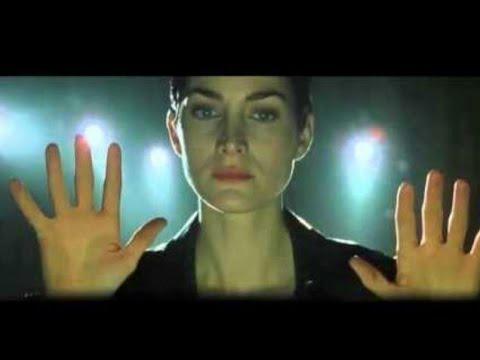 Matrix 1 efsane giriş sahnesi