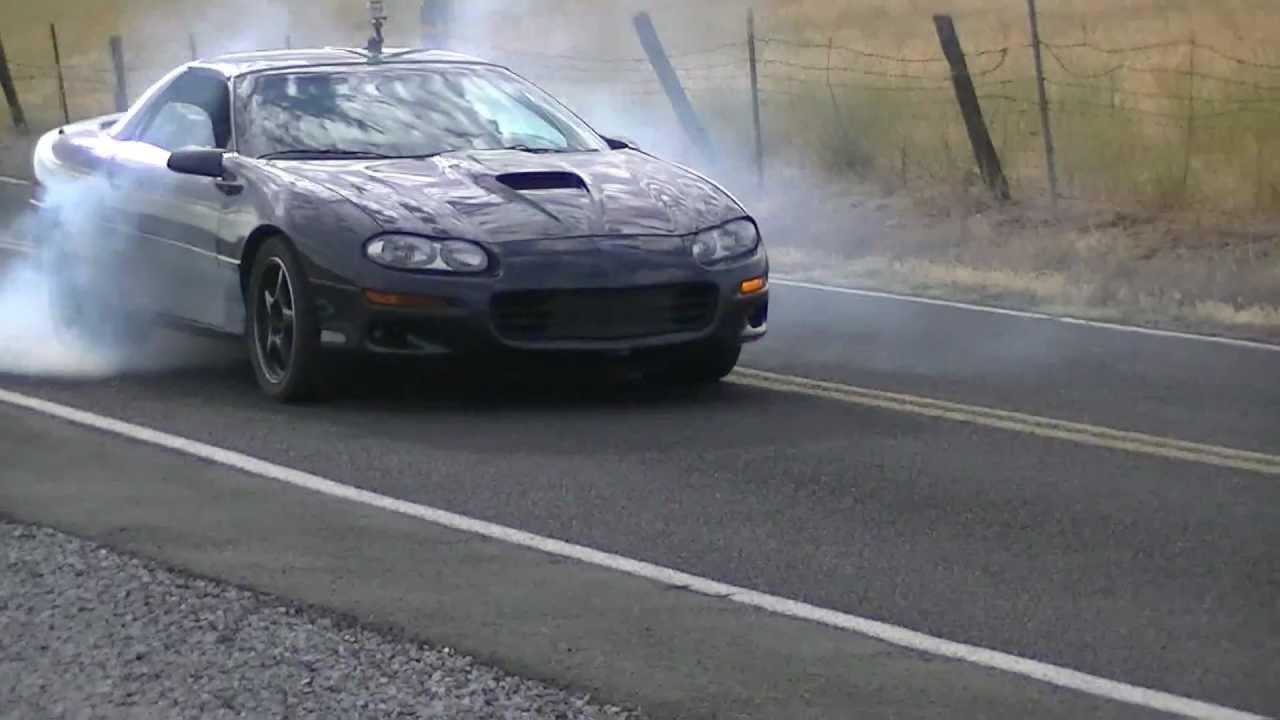 1999 Chevy Camaro Ss Slp Burouts