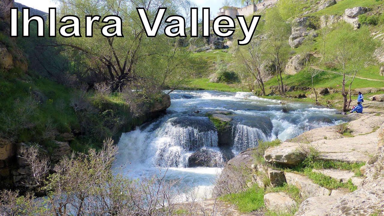 Ihlara Valley (Ihlara Vadisi), Cappadocia, Turkey (Türkiye ...
