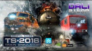 Train Simulator 2016 PC UltraHD 4K Gameplay 2160p