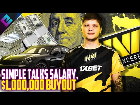 S1mple Reveals $1 Million Buyout AND What Team Liquid Paid Him