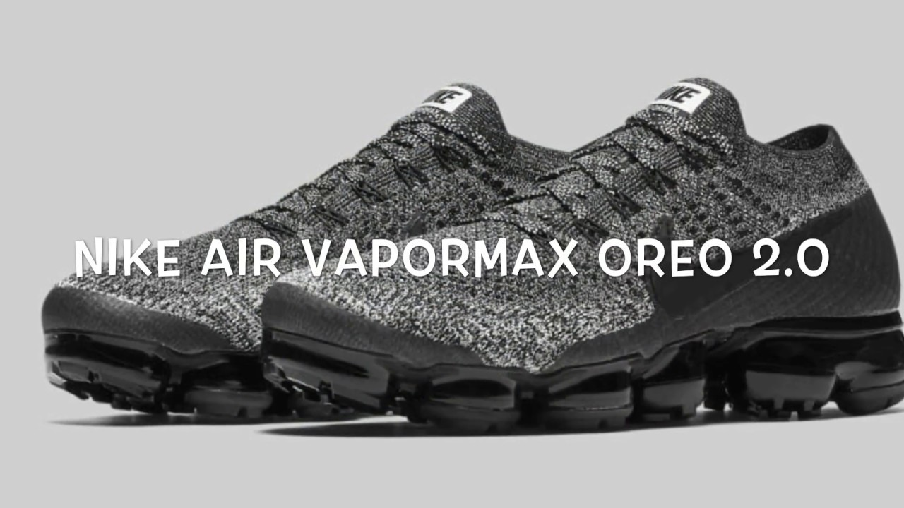 Nike Air VaporMax 'Triple Black' Gets General Release Date
