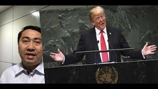Trọng, Phúc giành chân đi New York – Donald Trump phát lệnh tại Hoa Kỳ