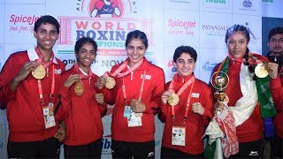 India bags five gold medals at World Women's Youth Boxing Championship