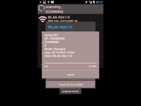 WLAN-XXXXXX Crack Android APP
