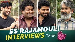 SS Rajamouli Interviews Mathu Vadalara Team   Sri Simha   Satya   Agastya   Kaala Bhairava   MMM