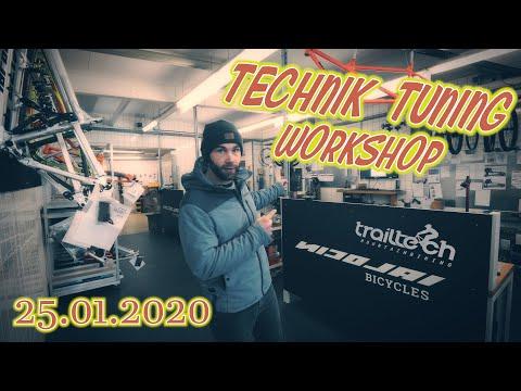 TRAILTECH Mountainbiking - Technik & Tuning Workshop 2020  - Teaser