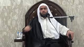 الملا أحمد آل رجب - معالجة الإمام جعفر الصادق عليه السلام لقضية الإمامة