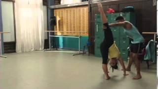 Dance Academy Season 3 — Entrenamieno Abigail y Ollie completo