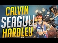 OVERWATCH SEAGULL AIMBOTCALVIN AND HARBLEU IN THE SAME TEAM