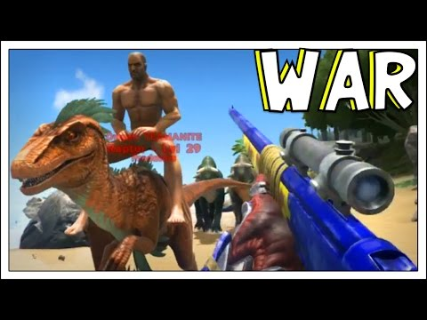 ARK: Survival Evolved – WAR! [27]