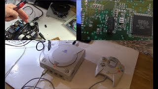 Trying to FIX a Faulty SEGA Dreamcast purchased on eBay