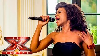 Bupsi turns up the heat  | Judges Houses | The X Factor 2015