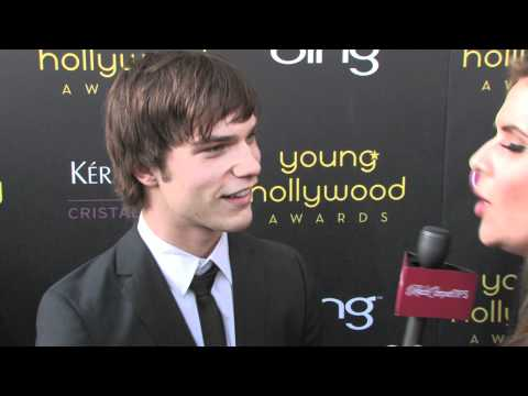 Nick Krause : Young Hollywood Awards 2012