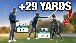Incredible Golf Swing Transformation! | Featuring the K-BOMB Drill | ME AND MY GOLF