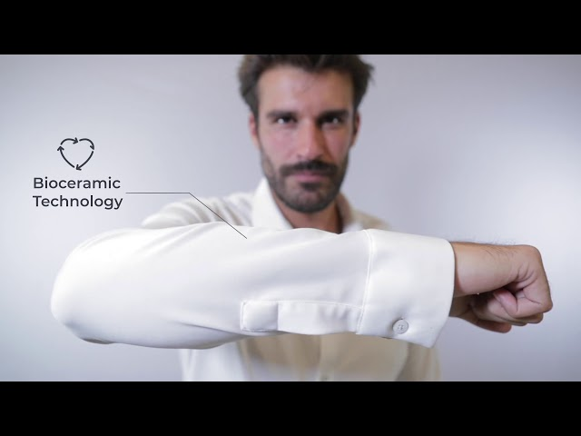 The Ultimate Smart Shirt-3.0 science in men's dress clothes