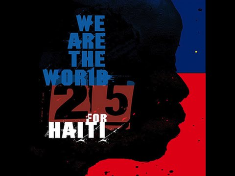 We Are The World By Young Artists for Haiti (With Lyrics)