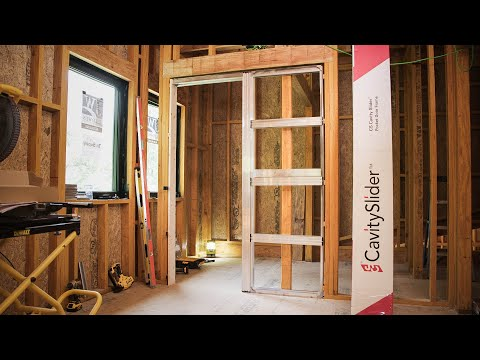 How to Install Super SMOOTH Pocket Doors!