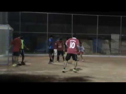 Sportaholic Football League 2015- TechMahindra vs Citizen Fc