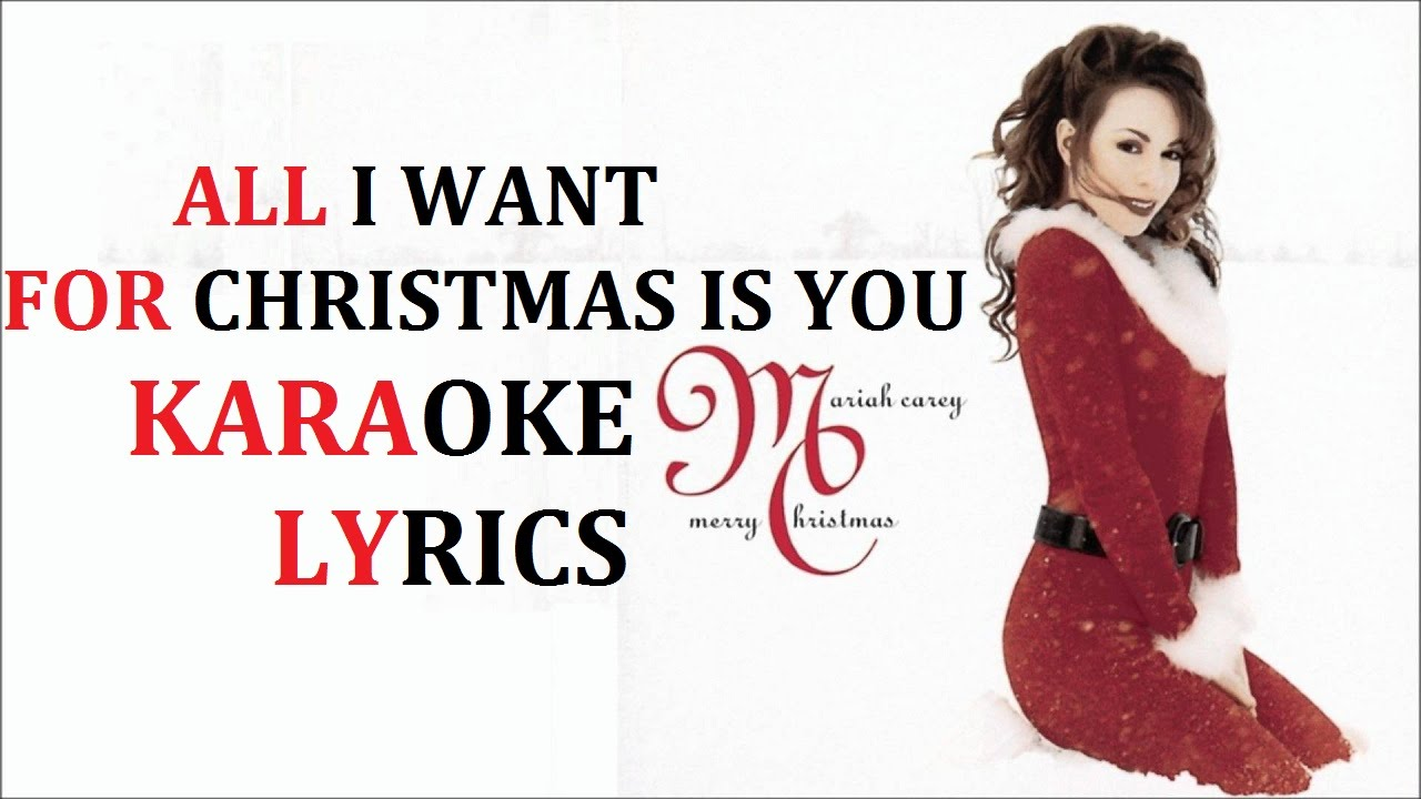 Karaoke 365 - All I Want For Christmas Is You (In The ...