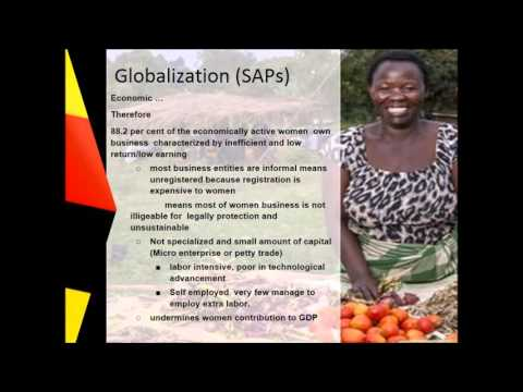 Gender and Globalization Challenges in Uganda.