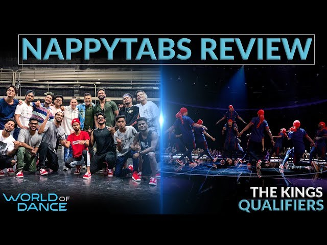 The Kings   NBC World of Dance Season 3   Qualifiers Performance   NappyTabs Review