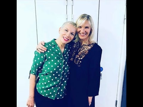 Annie Lennox In Conversation With Jo Whiley