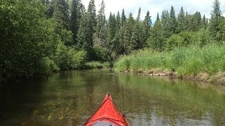 Kayaking The Headwaters Of The Mississippi River