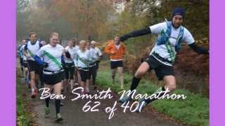 ben smith charity marathon number 62 of 401 challenge