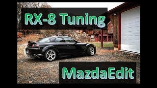 RX-8 Tuning with MazdaEdit Pt. 1