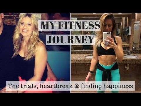 Lindsay Monreal My Fitness Journey