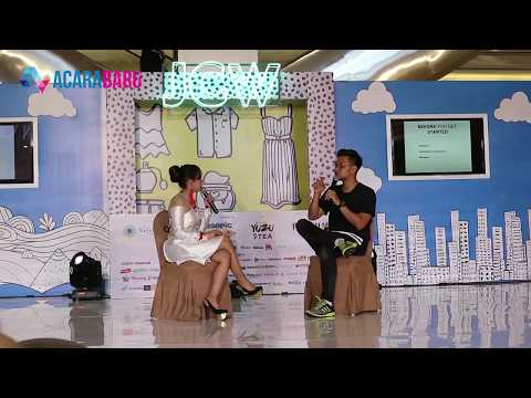 Meriahnya Jakarta Creative Week 2017