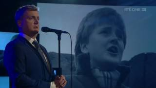 Aled Jones - Walking in the Air | The Late Late Show | RTÉ One