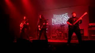 RELEASE THE BLACKNESS - The Way Of The Hollow Self (Live @ Caserta Metal Fest 2018)