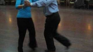 The DSA Sequence Dance Club-The Dirty Mambo..wmv