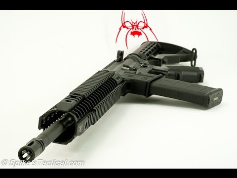 SPIKES TACTICAL ST15 RIFLE dam nice!!