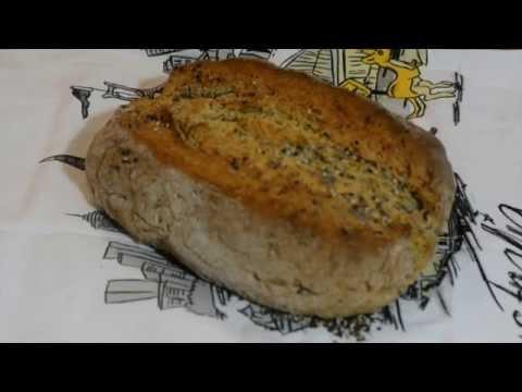 Video Ricetta: Irish Brown Soda Bread