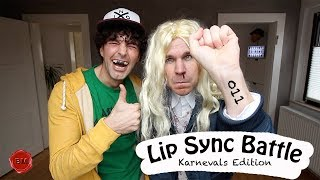 Beyoncé vs. Stranger Things I LIP SYNC BATTLE Karnevals Edition I Ben